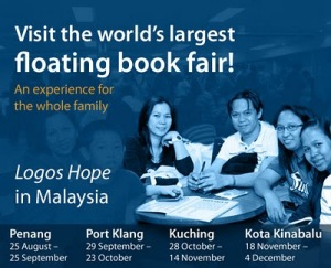 Logos Hope Malaysia